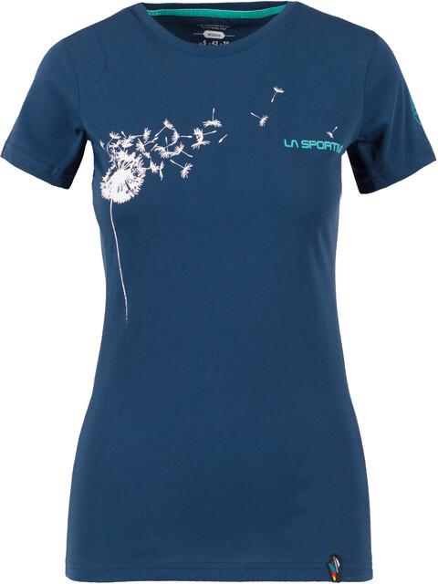 La Sportiva Windy - T-shirt manches courtes Femme - bleu